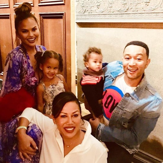 Chrissy Teigen's Family Photo Struggle Is So Relatable