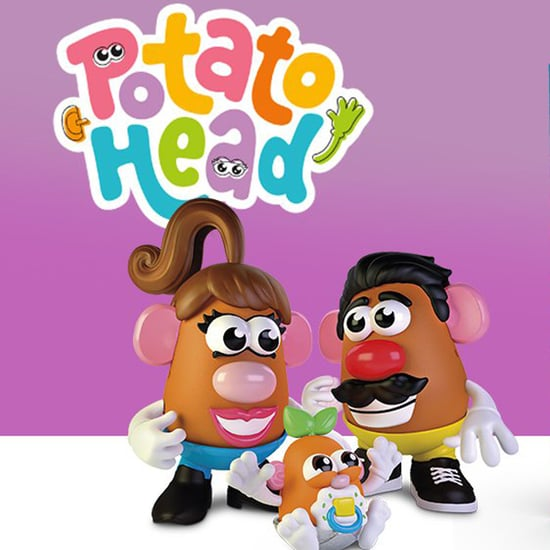 Hasbro Introduces Gender-Neutral Potato Head Family Toys
