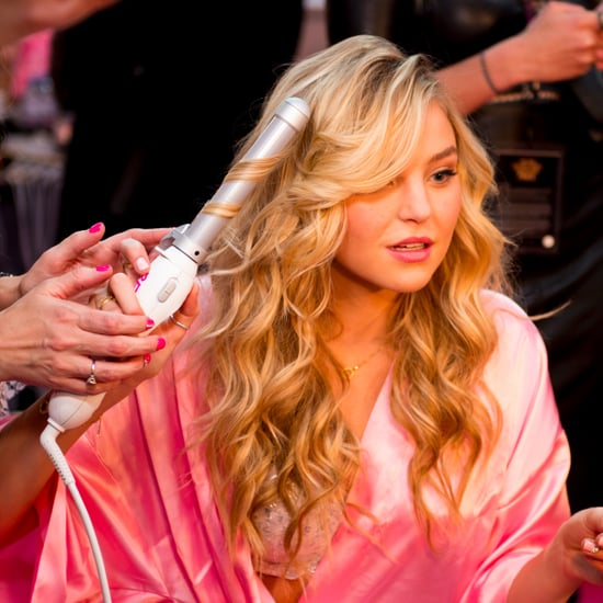 Victoria's Secret Beach Waves Hair Hacks