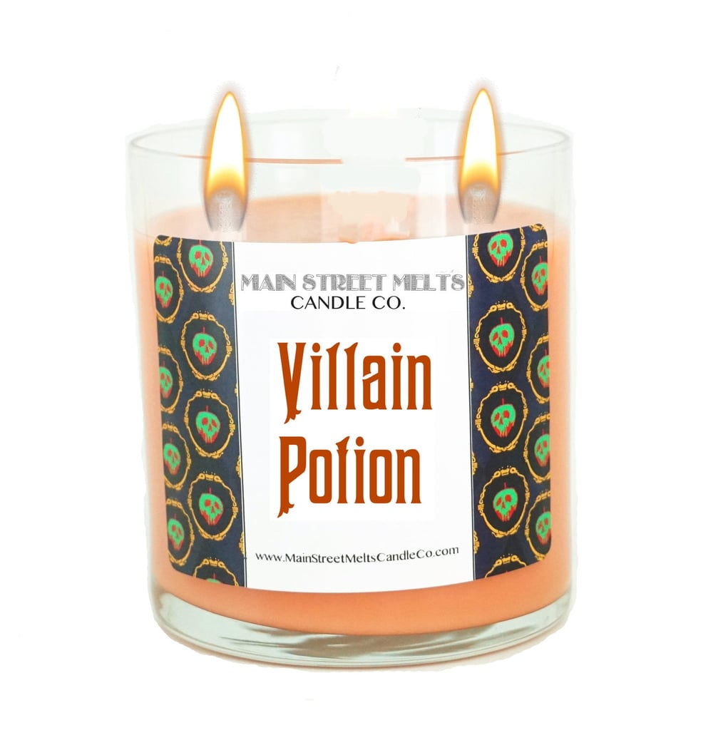 Villain Potion Disney Candle