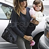 Sarah Jessica Parker stepped out with Marion Broderick.