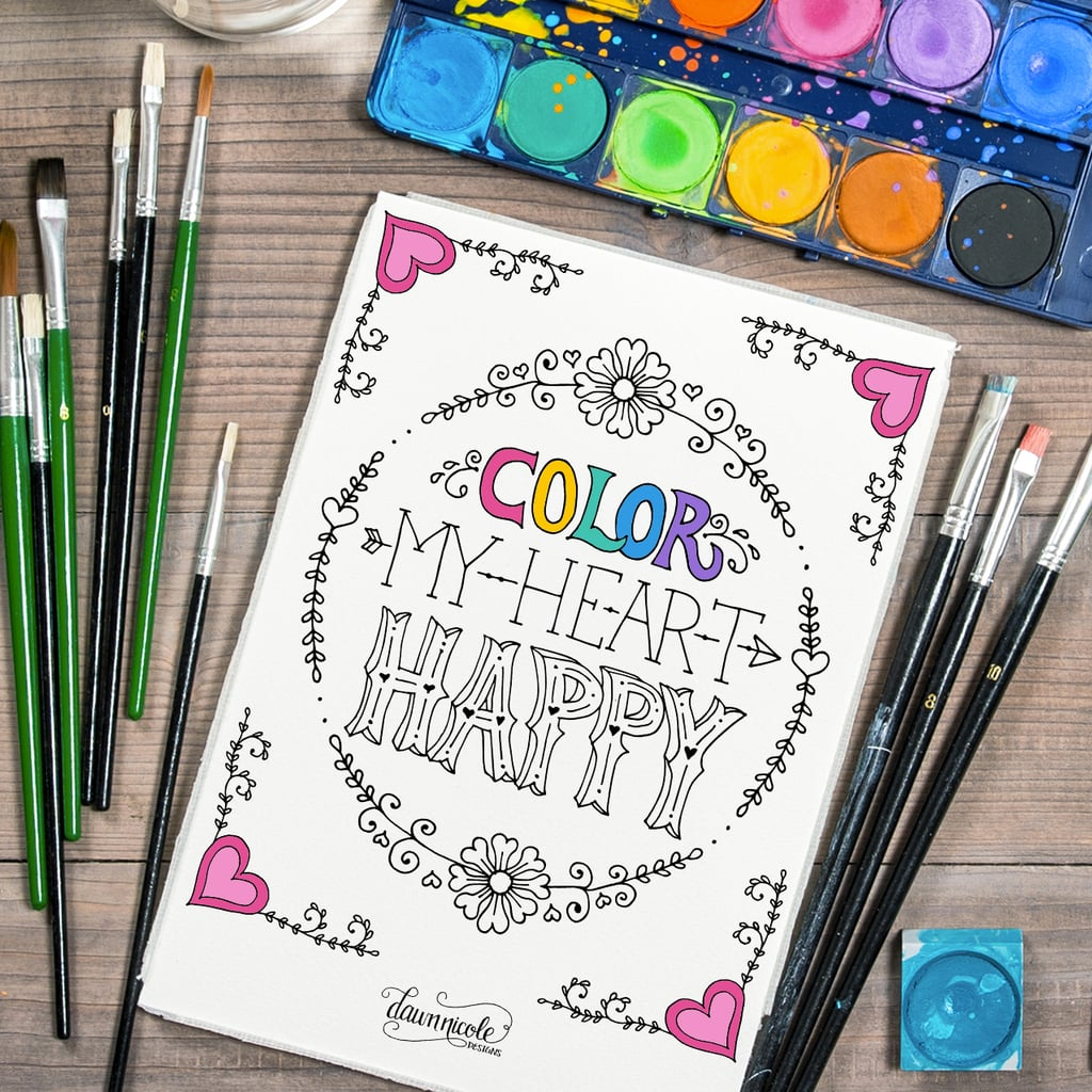 20 free coloring book printables - Free Coloring Book Printables