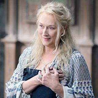 Is Meryl Streep in Mamma Mia 2?