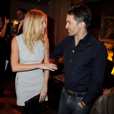 Sienna Miller and Olivier Martinez Play Poker for Charity
