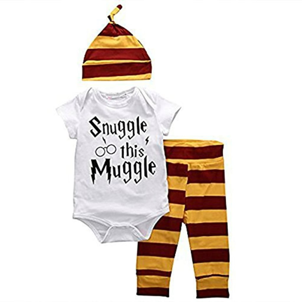 42ca1f5f529 Snuggle This Muggle Infant Rompers Bodysuit