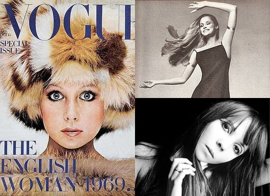 Fashion models of the 60s 11