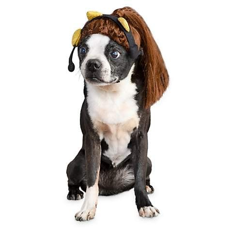 Bootique Pop Princess Dog Headpiece