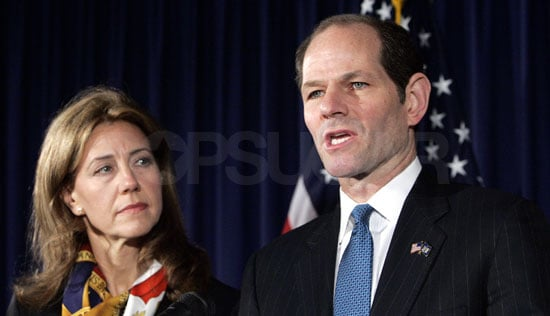 New York Governor Eliot Spitzer Resigns After Prostitution Scandal
