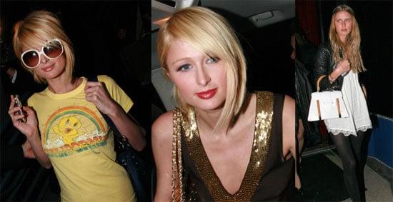 Paris Hilton Works Hard For Her Money