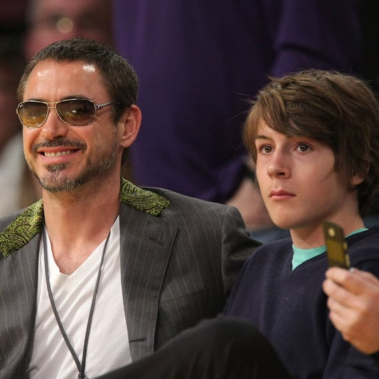 Robert Downey Jr.'s Son Arrested