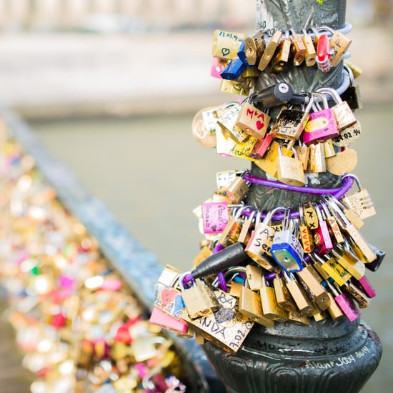 Pictures of Love Padlocks Around the World