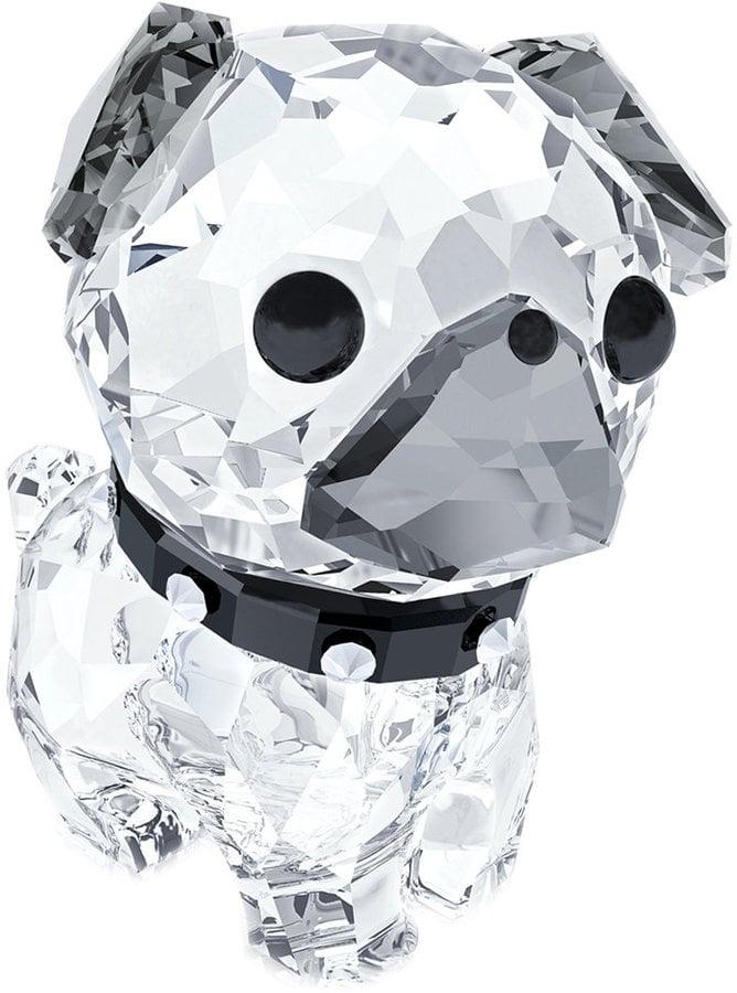Swarovski Collectible Figurine, Roxy the Pug ($80)