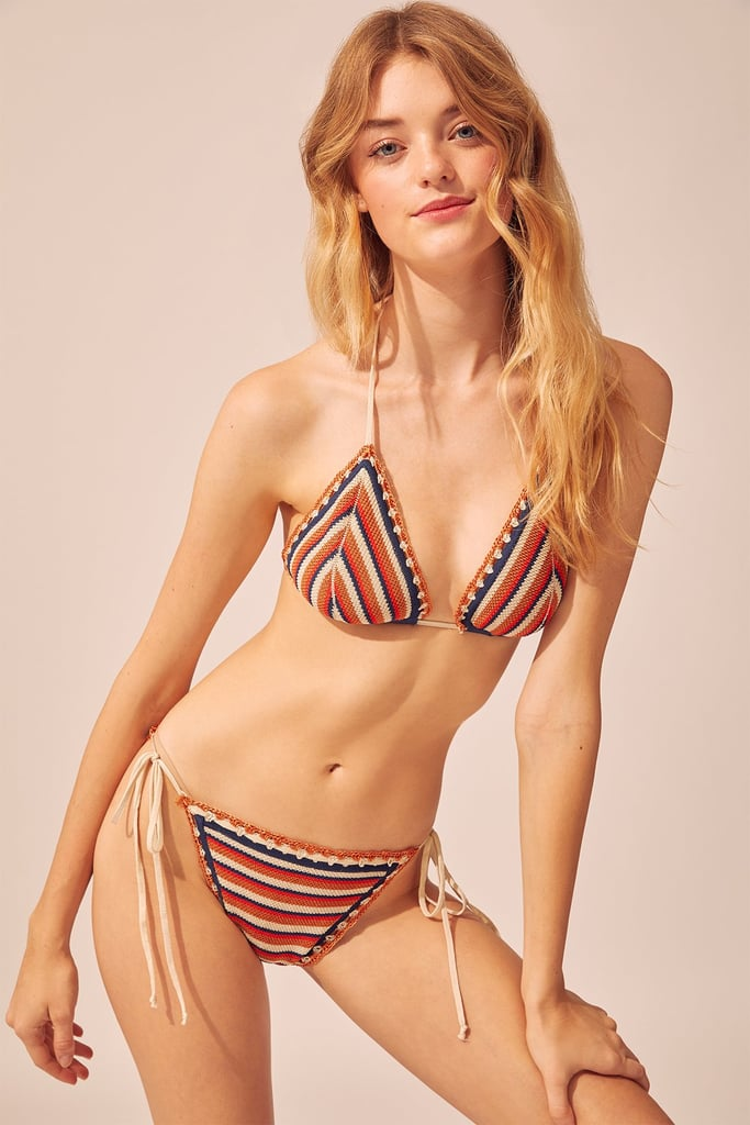 The Crochet String Bikini