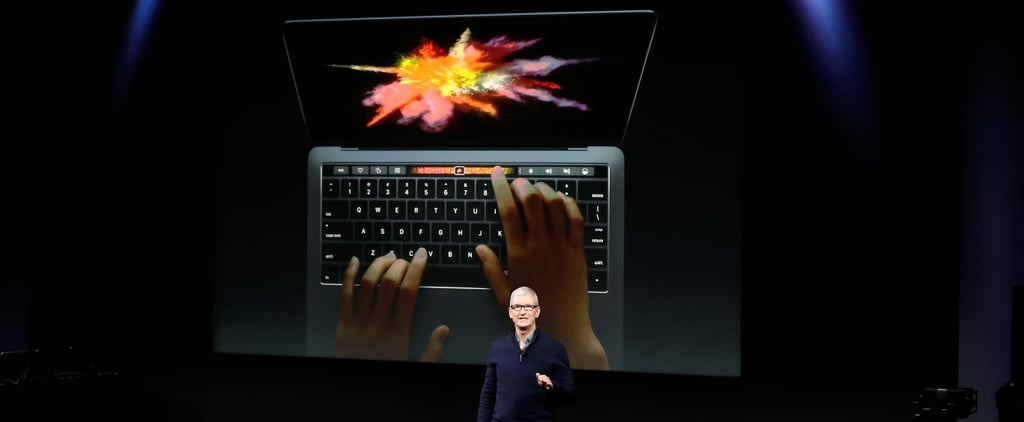 You Need to Know About 7 Features the New MacBook Pro Has —the Keyboard Is SO COOL