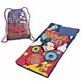 Disney Mickey Mouse Slumber Set With Bonus Sling Bag