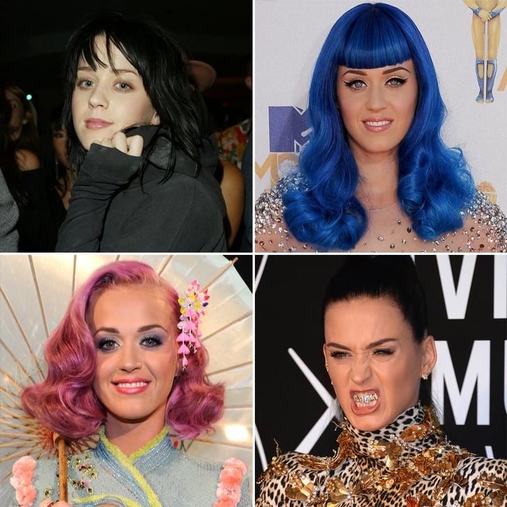 Katy Perry Then And Now Weight