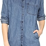 Madewell Denim Cozy Shirtdress ($118)