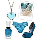A Little Something Blue