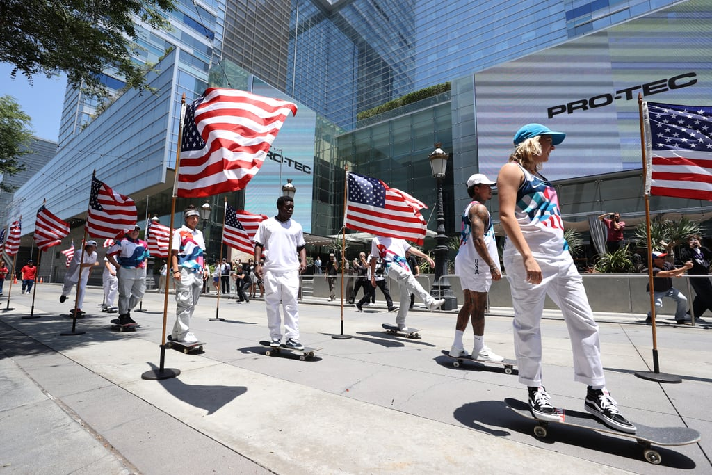 Team USA Announces First-Ever Olympic Skateboarding Lineup