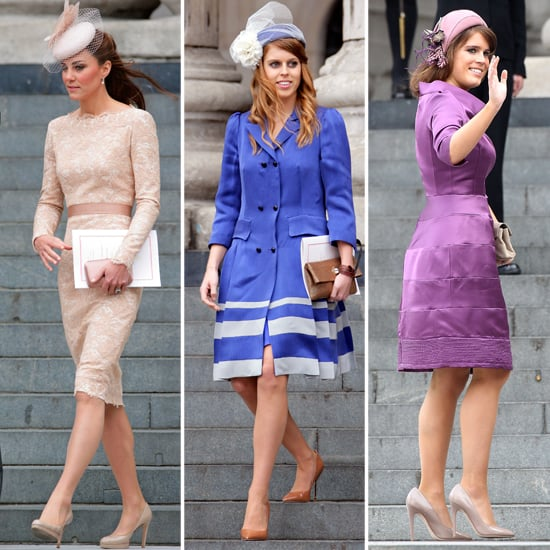 Kate Middleton and the Royals See Out the Diamond Jubilee in Style