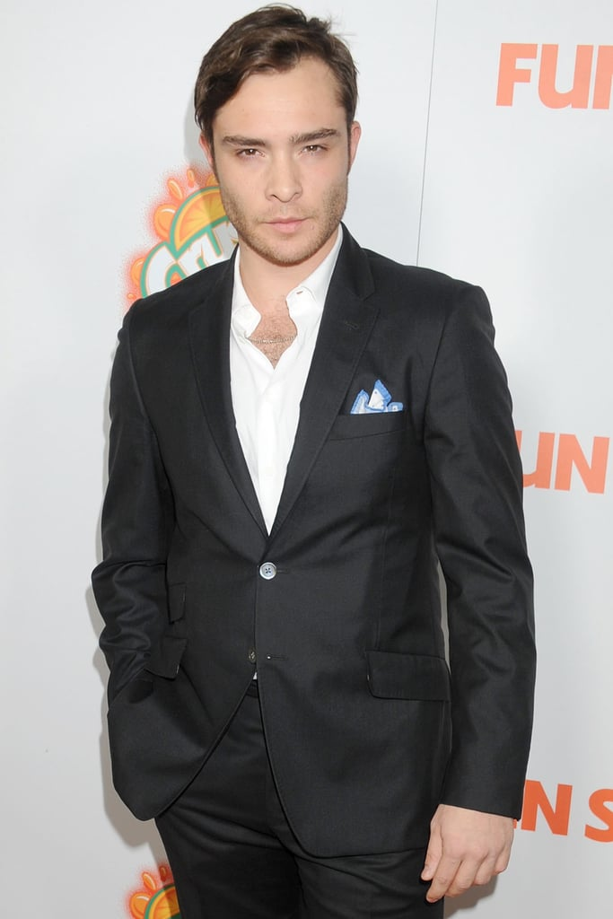 Ed Westwick may join The Kitchen Sink, a monster mash-up starring ...