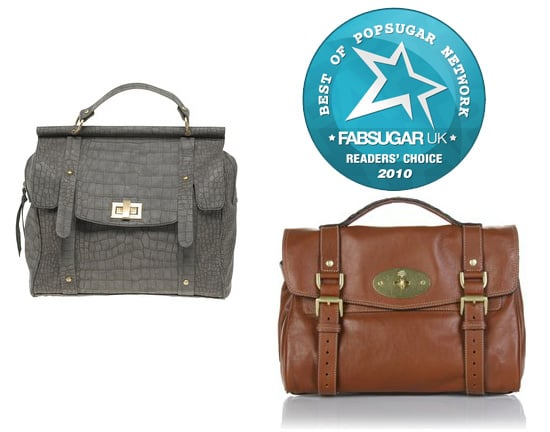 ASOS and Mulberry Win Handbag Awards for 2010