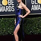 شايلين وودلي في حفل جوائز الغولدن غلوب لعام 2020