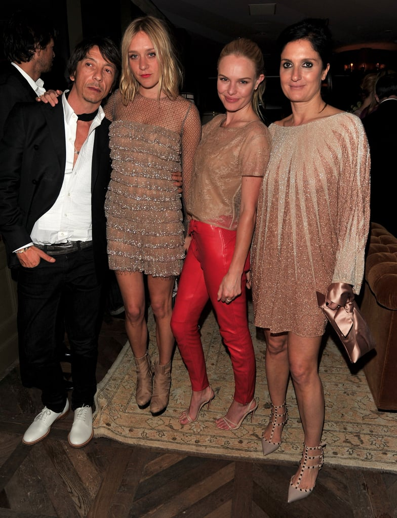 Pictures of Kate Bosworth, Nicole Richie, Chloe Sevigny at Valentino Cocktail Party