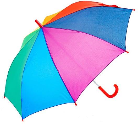 rainbow kids umbrella cute umbrellas for kids popsugar moms photo 4