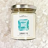 Turquentine and Floral and Melon Candle ($22)