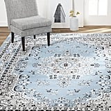 Astoria Grand Lilly Oriental Red Area Rug