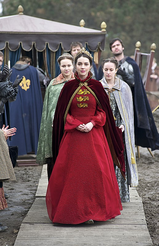 Mary From Reign