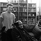 Meeting Stephen Hawking