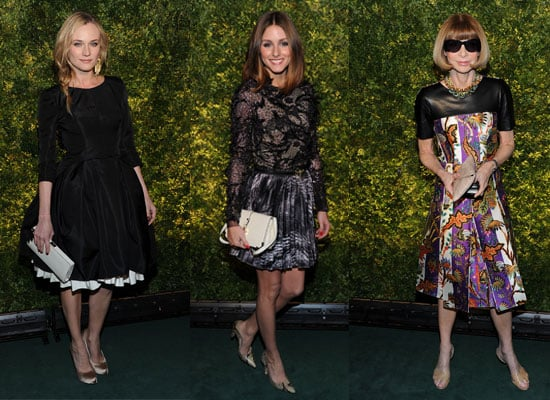 Pictures of Celebrities at the Green Auction: A Bid To Save The Earth, Including Diane Kruger, Olivia Palermo and more!