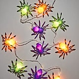 Quirky Crawly Spider String Lights