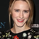 Rachel Brosnahan With Blond Hair in 2016