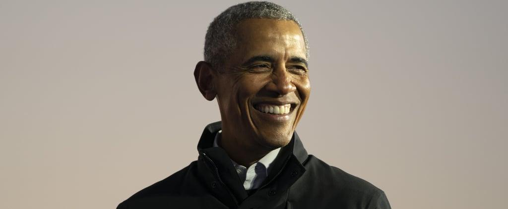 Listen to Barack Obama's A Promised Land Playlist