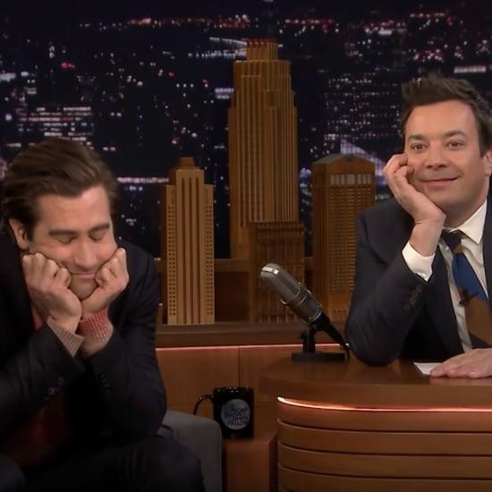 Jake Gyllenhaal Talking About Tom Holland Video Jimmy Fallon