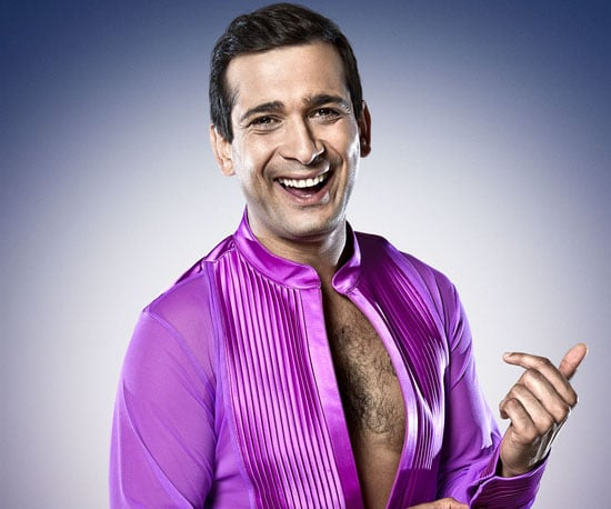 Pictures of Jimi Mistry Who Is the Fifth to Leave Strictly Come Dancing Watch His Quick Step Dance