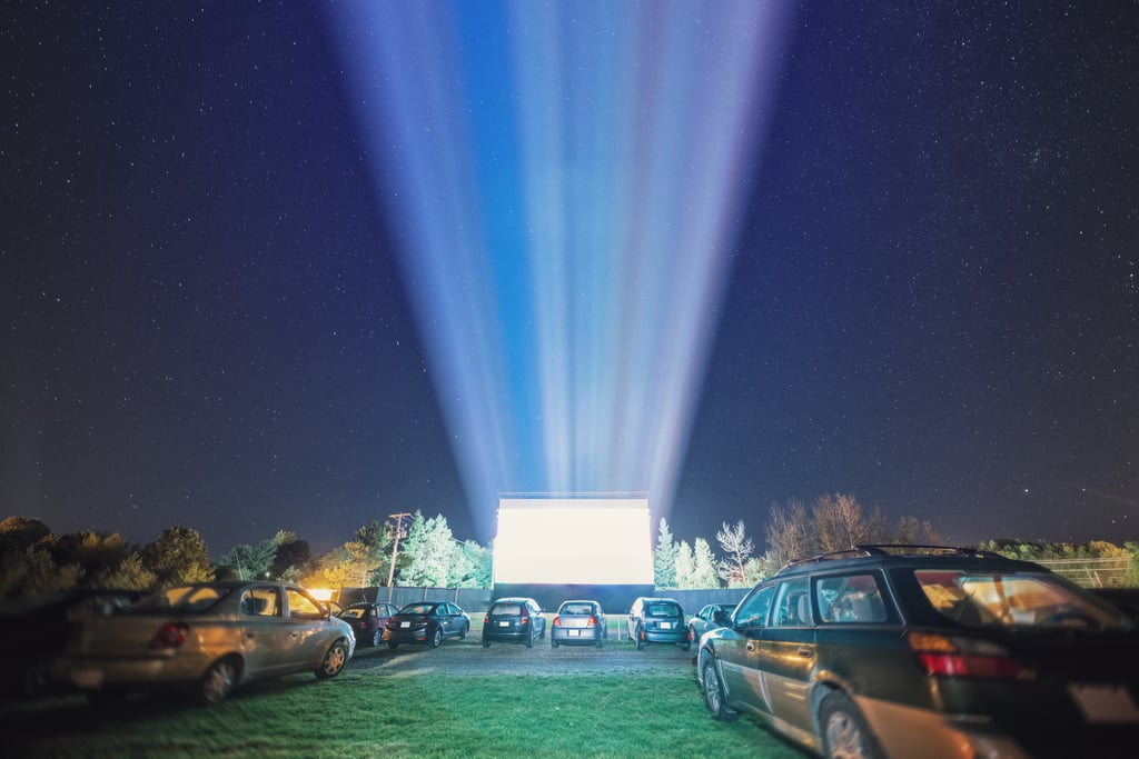 Charming Photos of Drive-In Movie Theatres