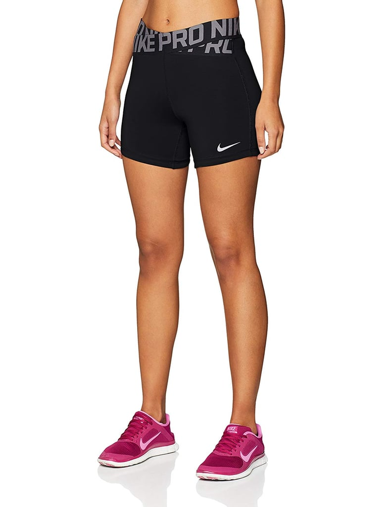 3af1f44feb26f Nike Women's 5'' Intertwist Shorts | Best Workout Clothes on Amazon ...
