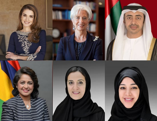 MENA's First Women's Forum