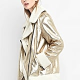 Gap Sherpa Biker Jacket