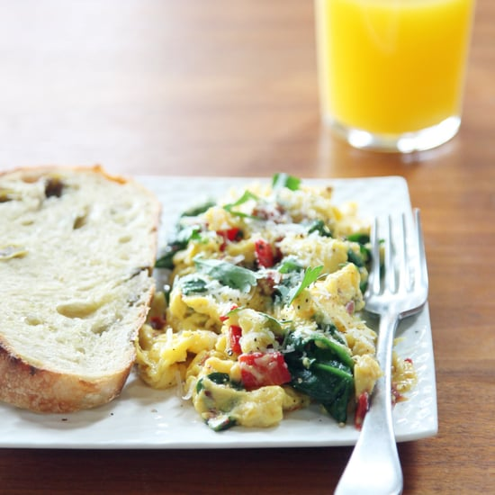 Fast and Easy High-Protein Breakfasts