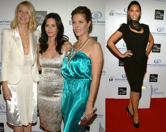 Gwyneth & Courteney Honored at an Unforgettable Event