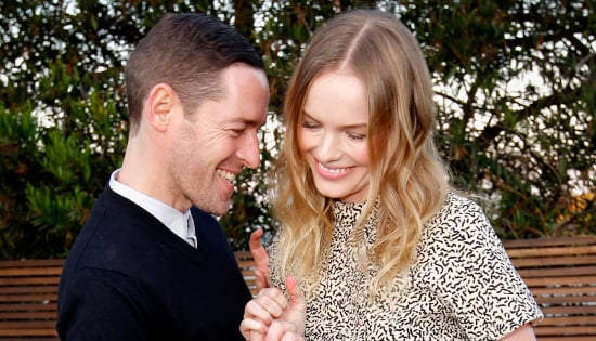 Kate Bosworth and Michael Polish Got Married