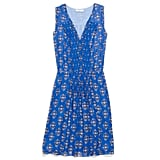 Madewell Printed Pleated Dress