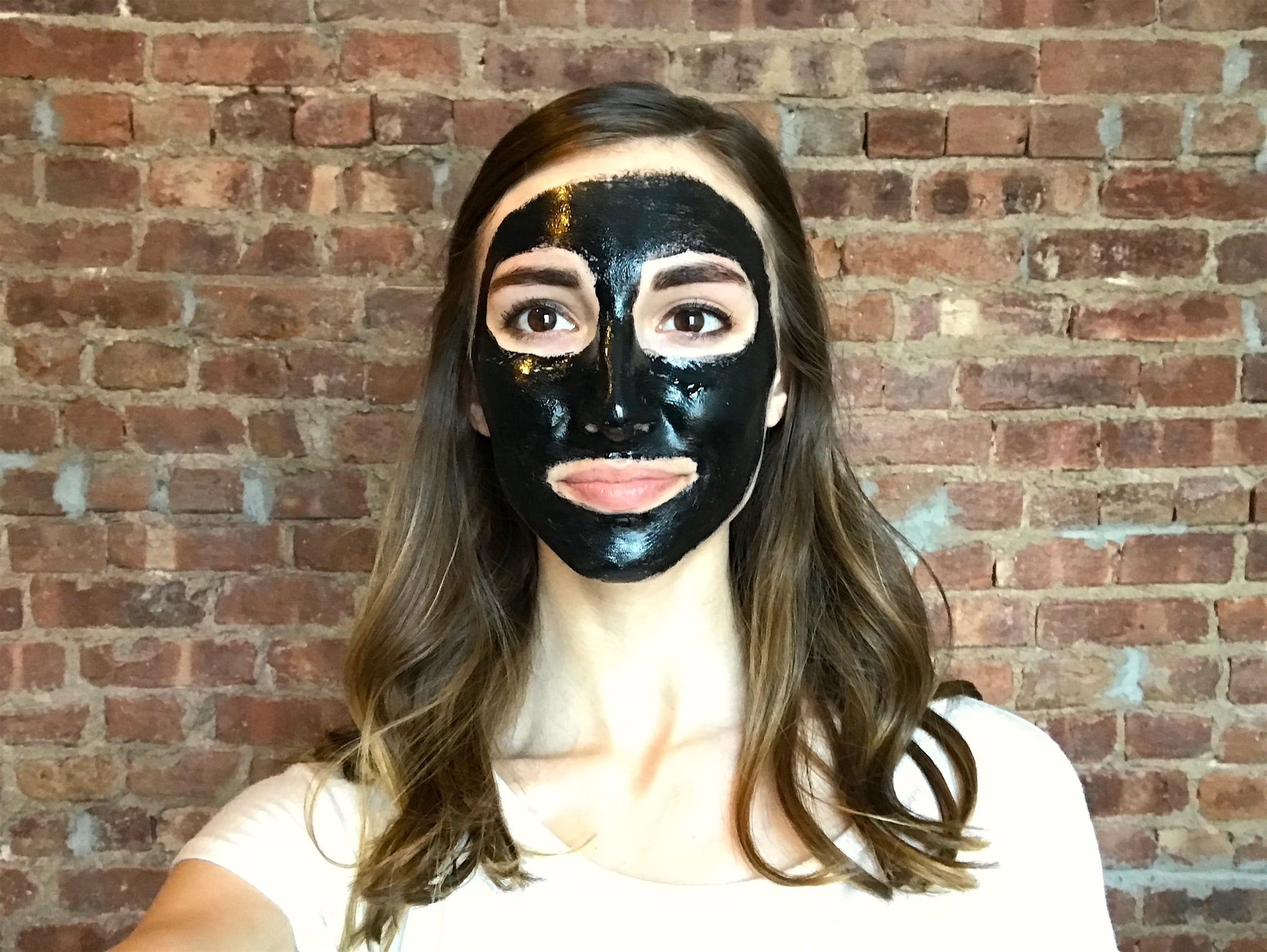 Shills purifying black face mask review popsugar beauty if youve been on social media anytime in the past few months chances are youve come across a monsoon like flood of instagram advertisements and youtube solutioingenieria Choice Image