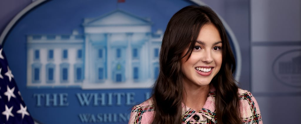 Olivia Rodrigo Wore Vintage Chanel on Her White House Visit