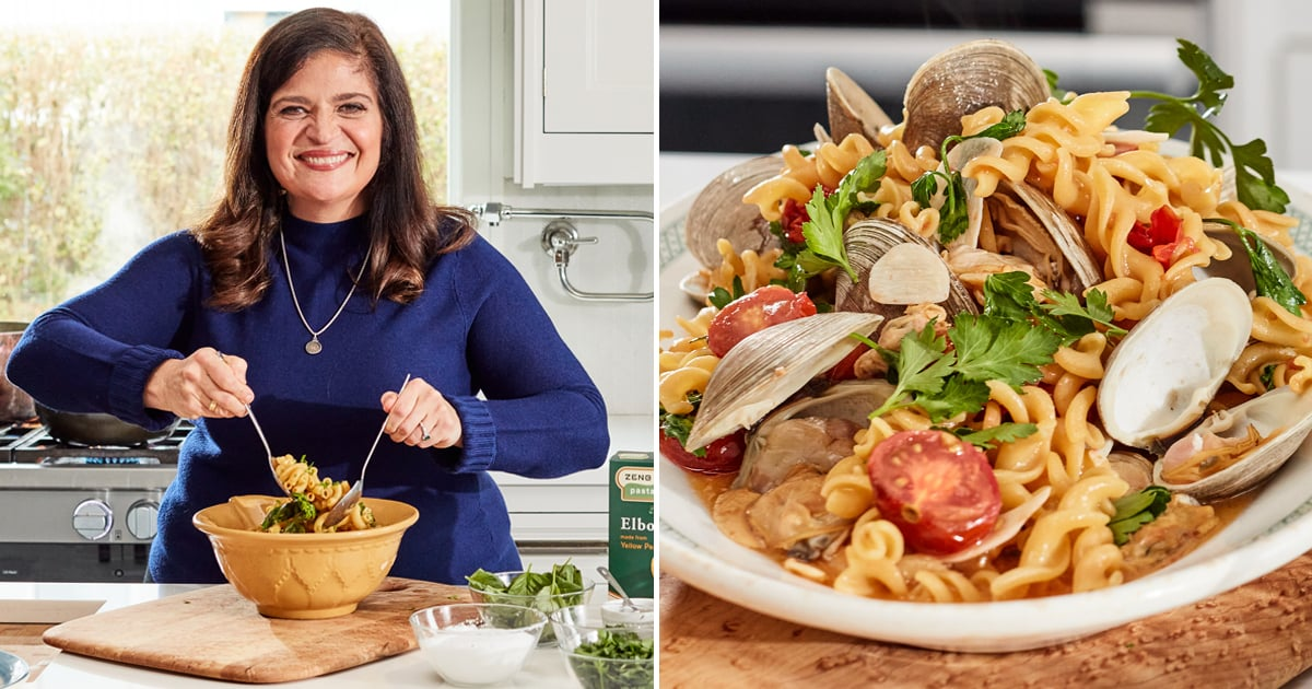 Oh My Garlic — I'm Drooling Over Alex Guarnaschelli's Easy Plant-Based Pasta Recipes